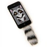 Racoon Faux Tail