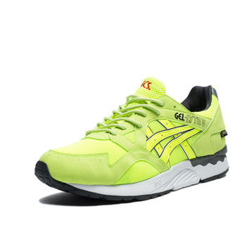 UBIQ x ASICS GEL LYTE V GTX 'HAZARD' - LIME | Undefeated