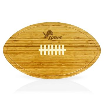 Detroit Lions - Kickoff Football Cutting Board & Serving Tray