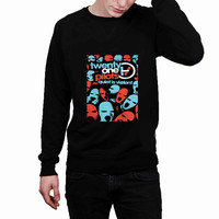 NEW 21 TWENTY ONE PILOTS e41fbf4e-f5f3-4a85-80c2-2de8b14a6929 - Sweater for Man and Woman, S / M / L / XL / 2XL *02*