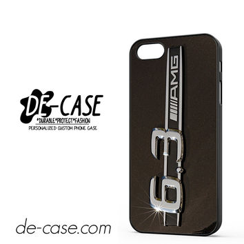 Mercedes 6.3 AMG DEAL-7027 Apple Phonecase Cover For Iphone 5 / Iphone 5S