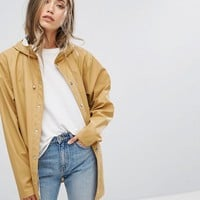 Rains Waterproof Jacket at asos.com