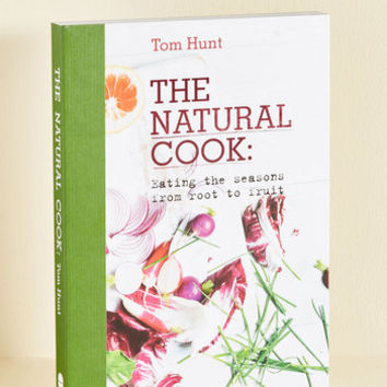 The Natural Cook | Mod Retro Vintage Books | ModCloth.com