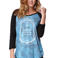 Hurley Surf Club Raglan T-Shirt at PacSun.com
