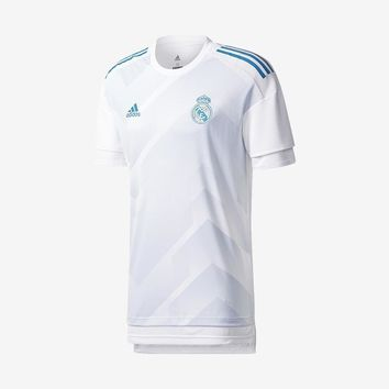 Real Madrid Youth Home Prematch Shirt