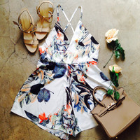 Tropical Thunder Playsuit