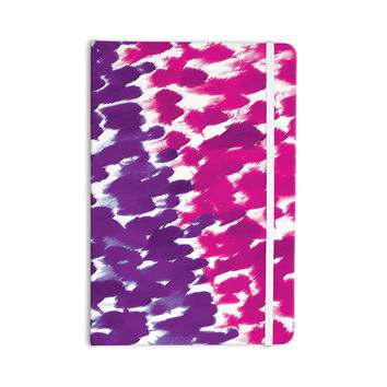 "Emine Ortega ""Fleeting Purple"" Everything Notebook"