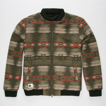 LIRA Glover Mens Reversible Jacket
