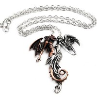 Chemical Wedding Alchemy Gothic Necklace