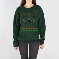 What's This Nightmare Before Christmas Crewneck Sweatshirt