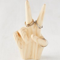 Peace Sign Ring Holder | Urban Outfitters