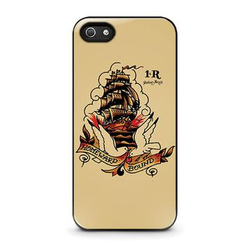 SAILOR JERRY iPhone 5 / 5S / SE Case Cover