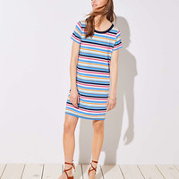 Striped Tee Dress | LOFT