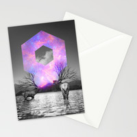Made of Star Stuff Stationery Cards by Soaring Anchor Designs