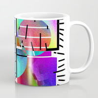 Rainbow 19 Coffee Mug by Zia