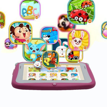 4.3 Inch KIDS Android Tablets / WIFI Dual camera