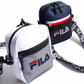 FILA Vogue Satchel Bright Side Packet Handbag With Handbag