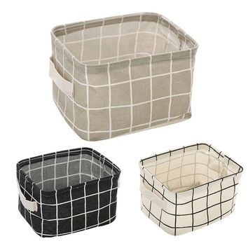 Foldable Storage Bin Closet Toy Box Container Organizer Fabric Basket Super value