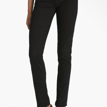 Paige Denim Skyline Skinny | Black Ink | SALE