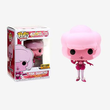 Funko Steven Universe Pop! Animation Pink Diamond Vinyl Figure Hot Topic Exclusive