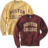 1308D Boston College Crewneck Sweatshirt