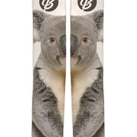Koala Knee High Socks