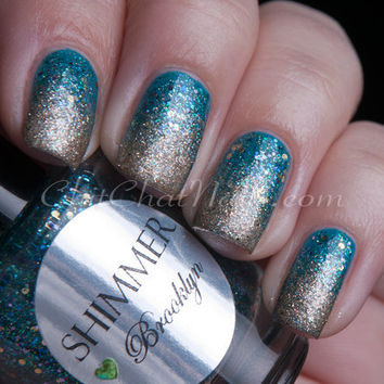 Shimmer Nail Polish - Brooklyn