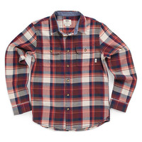 Boys Elm Shirt | Shop Boys Shirts at Vans