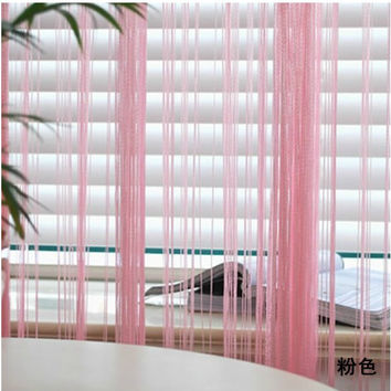 100 * 200cm Interior Decoration Line Curtain Hotel Wedding Decoration Supplies