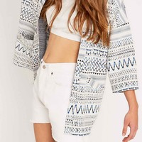 Staring at Stars Jacquard Cardigan - Urban Outfitters
