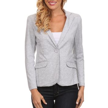 Basic Womens Blazer
