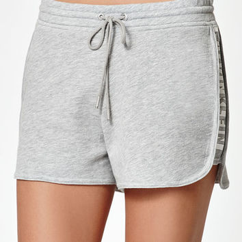 Calvin Klein French Terry Jogger Shorts at PacSun.com