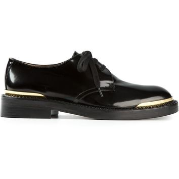 Marni metal trim Derby Shoes