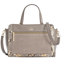 kate spade new york Chatham Lane Harlan Satchel