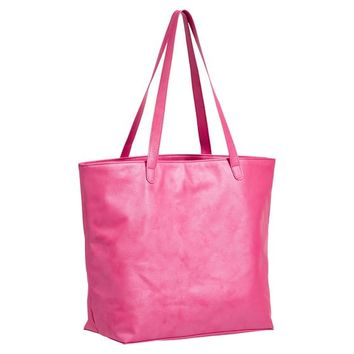 Josephine Collection Tote, Pink