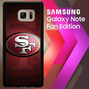 49Ers Logo X4360 Samsung Galaxy Note FE Fan Edition Case