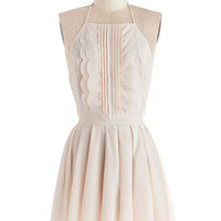 ModCloth Pastel Mid-length Sleeveless A-line Quite Confectionary Dress