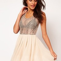 TFNC Deco Prom Dress with Embellishment at asos.com