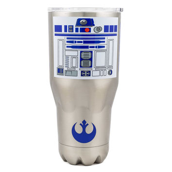 Star Wars R2-D2 30 oz. Stainless Steel Tumbler