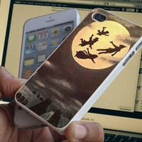 Peter Pan Quote Grow Up phone case for iphone 4/5/5s/5c/6/6+ samsung,ipod touch