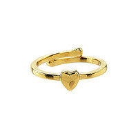 kate spade new york Heart Adjustable Ring - Silver