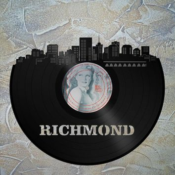 Richmond Art, Virginia State, Richmond Skyline, Best Wedding Gifts 2017, Father Of The Bride Gifts From Daughter, From Groom, From Son