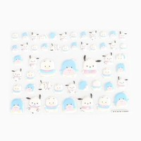 Sanrio Puffy Stickers: Plump Party