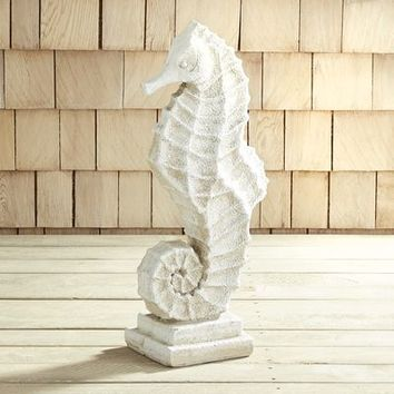 Sea Horse Figurine