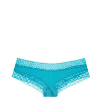 Crochet-waist Cheeky Panty - Cotton Lingerie - Victoria's Secret