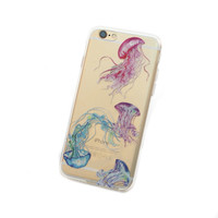 iPhone Jellyfish Case