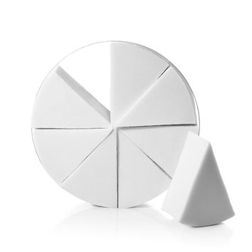 Essentials Blending Wedges from e.l.f. Cosmetics | Buy Essentials Blending Wedges online