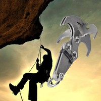 Stainless Steel Survival Folding Grappling Hook