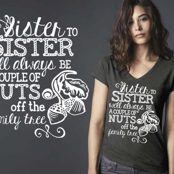 Sisters to Sister T-shirt