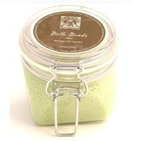 Pre de Provence Bath Beads, Lemongrass, 8.8 ounces Jar